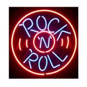 Rock'N'Roll Neon Sign